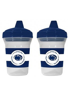Baby Fanatic Logo Sippy Cup 2 Pack