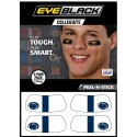Logo Helmet Striped Eye Black