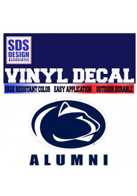 SDS Design Logo Alumni Decal