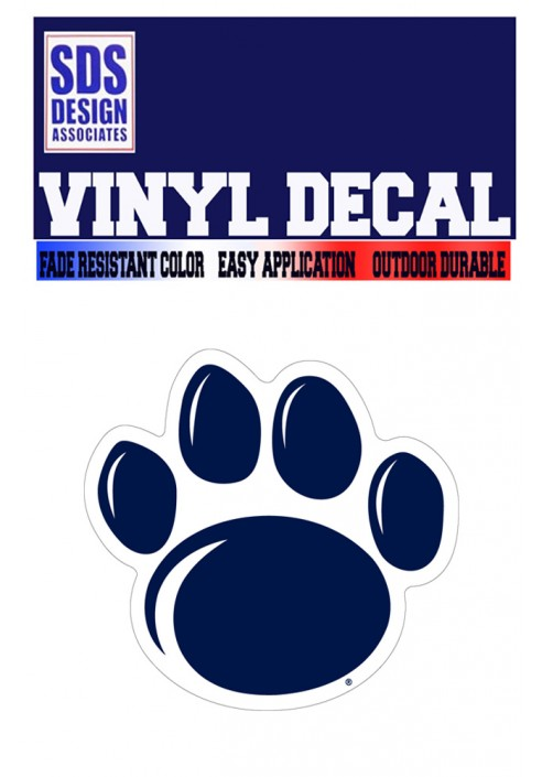 SDS Design New Paw Decal