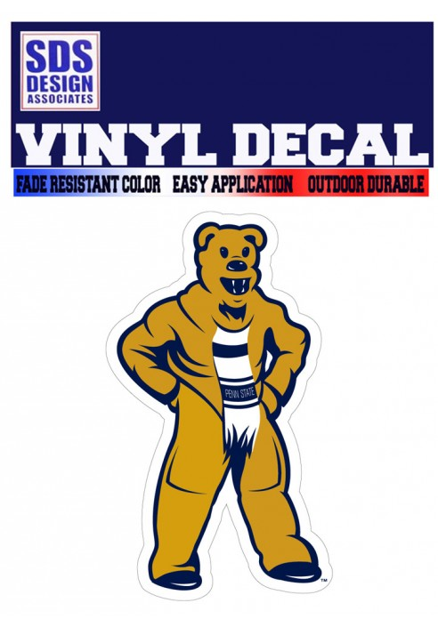 SDS Design Mascot Decal