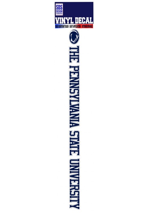 SDS Design Penn State University Decal