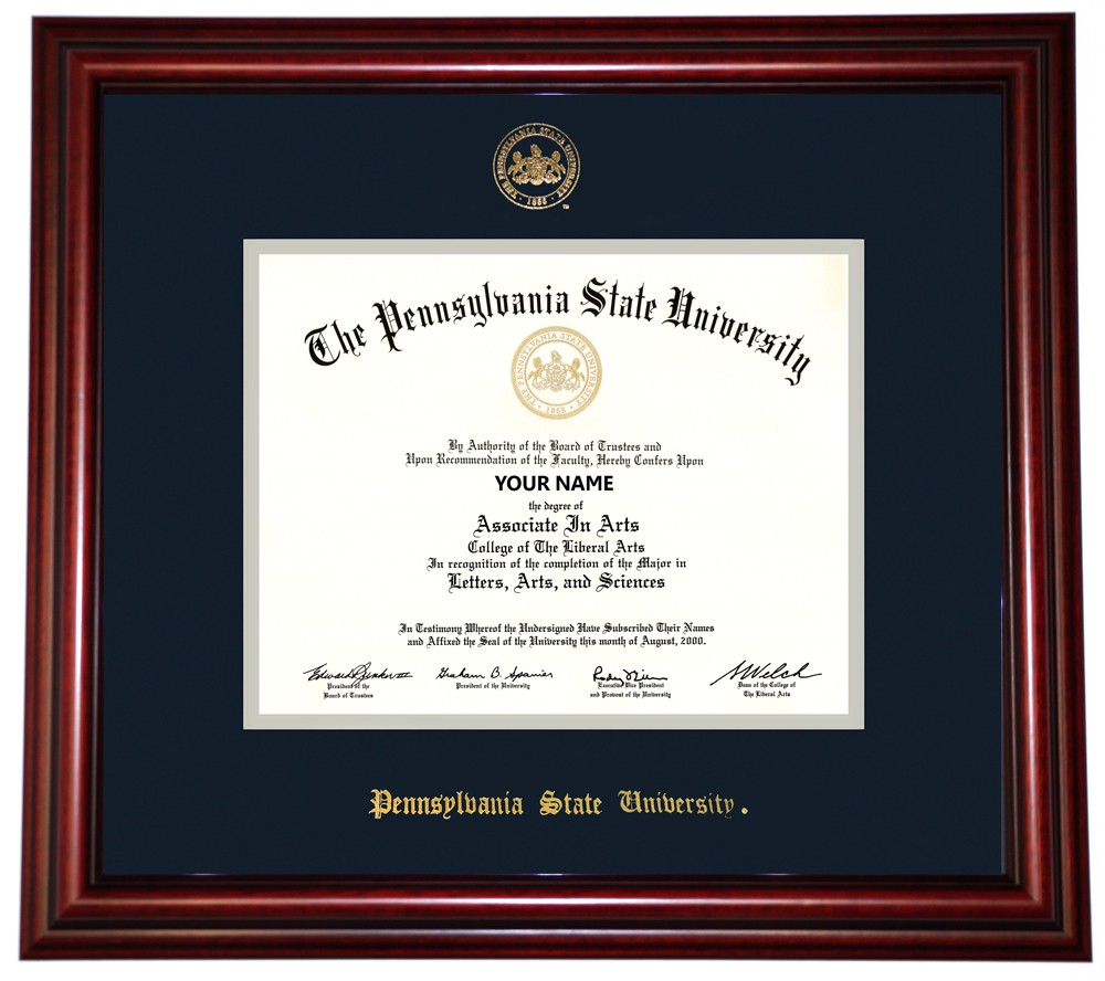Penn State Diploma Frame by Collegiate Memories | McLanahan\'s