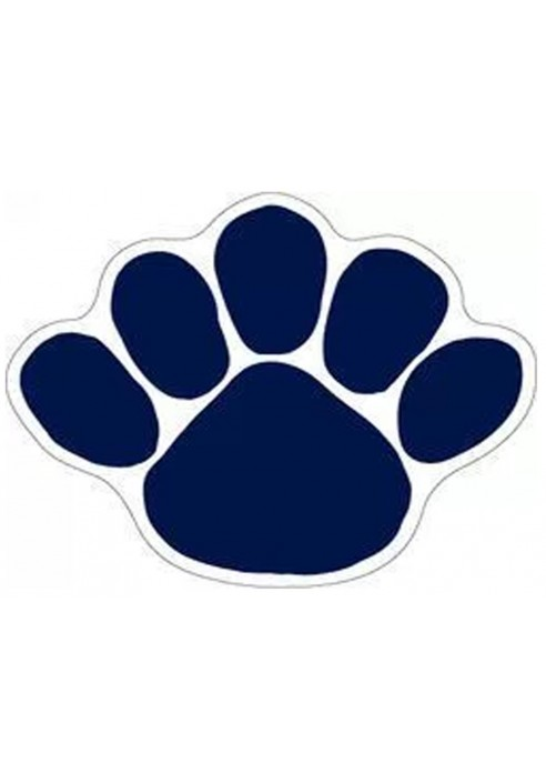 SDS Design 5 Toe Paw MAGNET