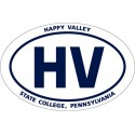 SDS Design Happy Valley Euro MAGNET
