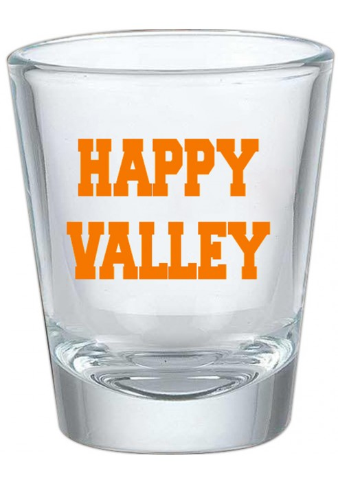 Happy Valley Shot Glass