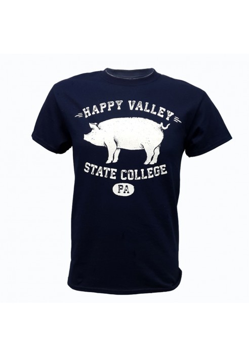 Happy Valley Pig Tee - Men's