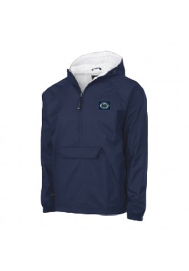 Charles River 1/2 Zip Logo Jacket