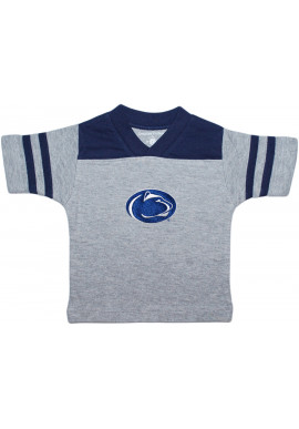 Creative Knitwear Logo Football Tee - Infant
