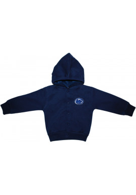 Creative Knitwear Snap Front Hoodie - Infant/Toddler