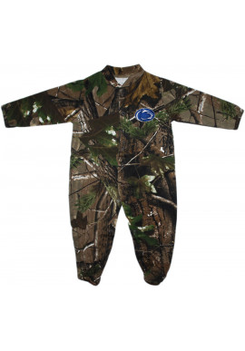 Creative Knitwear Camo Logo Sleeper - Infant