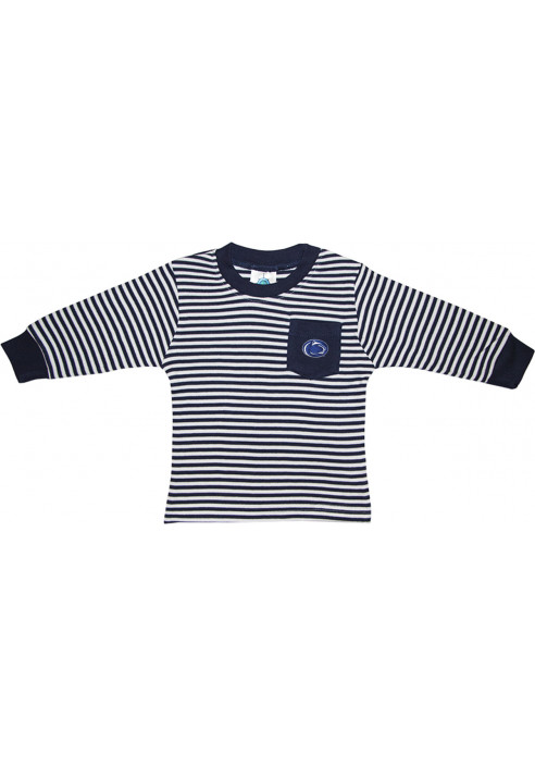 Creative Knitwear Striped Longsleeve Tee - Infant/Toddler