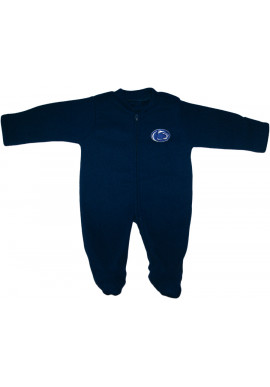 Creative Knitwear Fleece Logo Sleeper - Infant