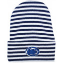 Creative Knitwear Striped Logo Cap - Newborn