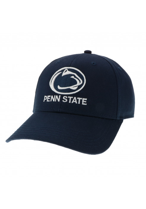Mid-Pro Classic Snapback with Emproidered Nittany Lion Logo