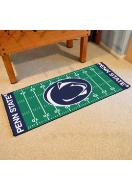 Fanmats Football Field Runner Rug