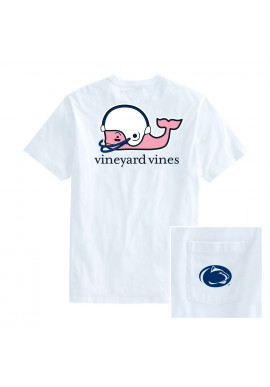 Vineyard Vines Penn State Tee - Men's