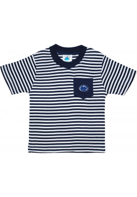 Creative Knitwear Stripe Tee-Toddler