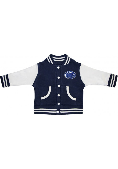 Creative Knitwear Varsity Jacket - Toddler