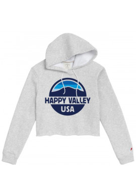 League  Happy Valley Cropped Hoodie - Women's