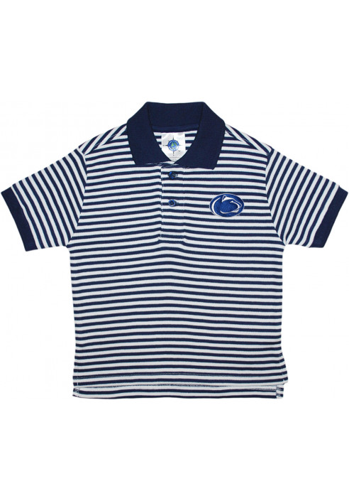 Creative Knitwear Striped Polo- Toddler