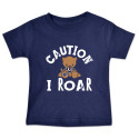 College Kids Caution Tee - Infant