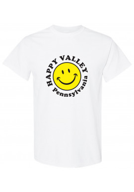 Happy Valley Smiley Face Tee