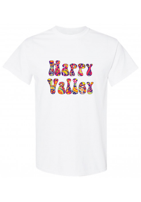 Happy Valley Funky Letter Tee