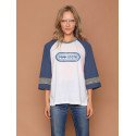 Summit Penn State Retro 3/4 Sleeve Tee - Women's