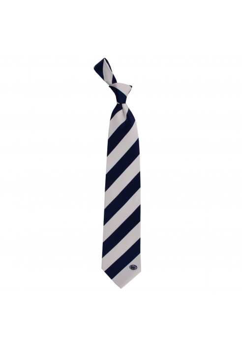 Eagles Wings 5577 Striped Logo Tie