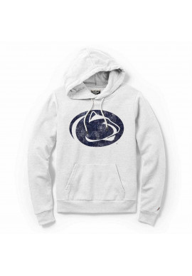 League Distressed Logo Hoodie - Women's