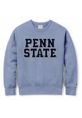 League Penn over State Applique Crew - Men's