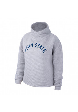 Top of the World Penn State Ribbed Crew - Women's