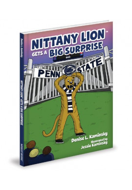 Nittany Lion Gets a Big Surprise Book