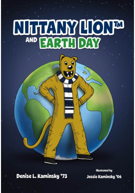 Nittany Lion and Earth Day Book