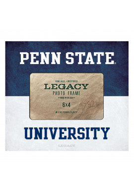 "Legacy Penn State University 6""x 4"" Photo Frame"