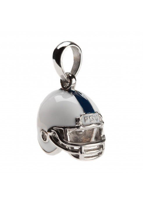 Stone Armory Penn State Football Helmet Necklace