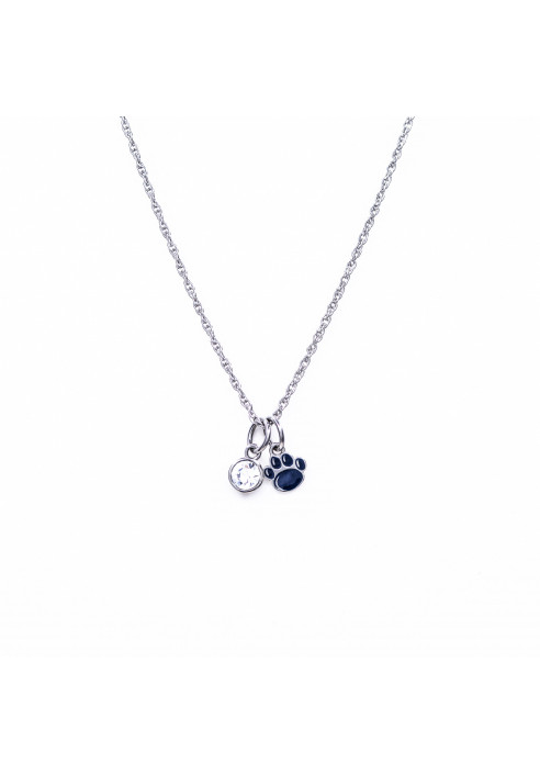 Stone Armory Penn State Nittany Lion Paw Necklace