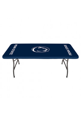 Kwik-Covers 8' Plastic Fitted Table Cover