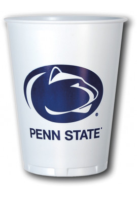Penn State 16oz Plastic Cups