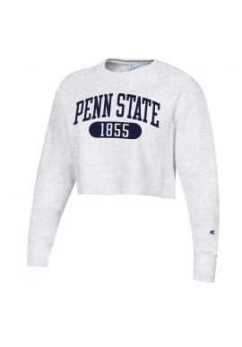 Champion Penn State 1855 Crop Crew - Women's