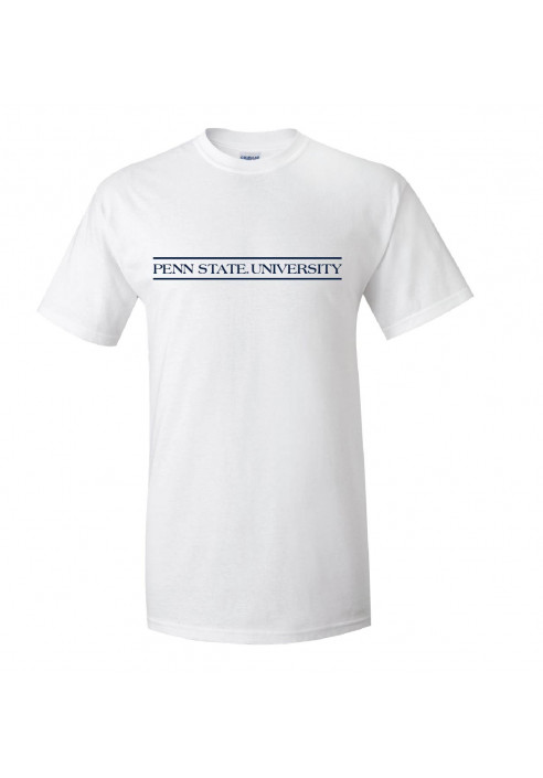 Penn State University White Tee - Men's