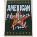 Wood Sign - Ale House