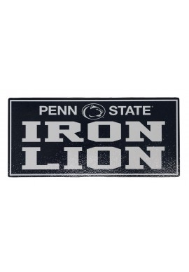 Wood Sign - Iron Lion