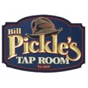 Wood Sign - Pickle's Tap Room