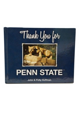 Thank You for Penn State Book