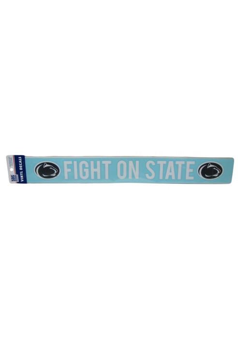SDS Design Long Fight On State DECAL