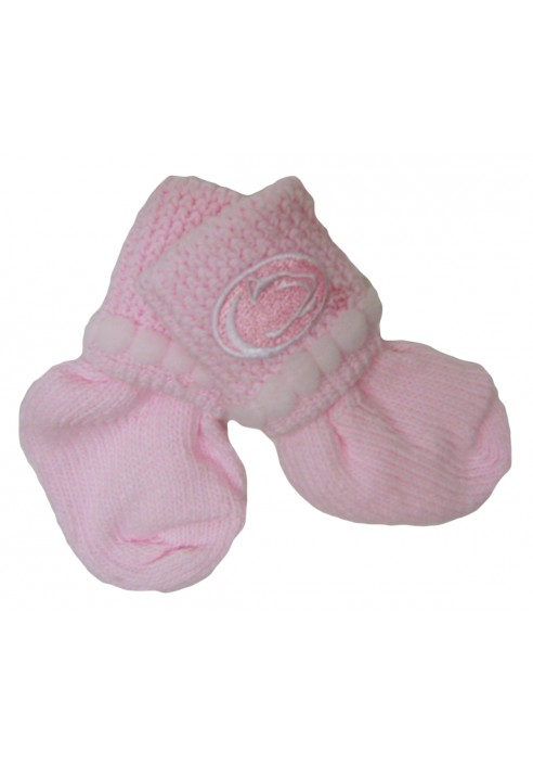 Creative Knitwear Non Kick Off Booties-Infant