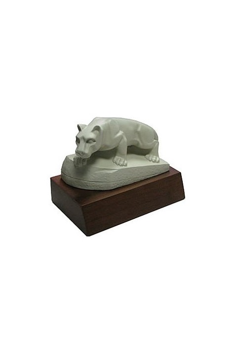 Penn State Mini Lion Desk Statue