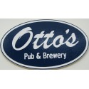 Wood Sign - Otto's